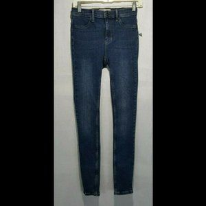 Free People Super Skinny Jegging 25R NWOT